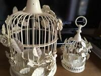 Kitchen birdcage ornaments