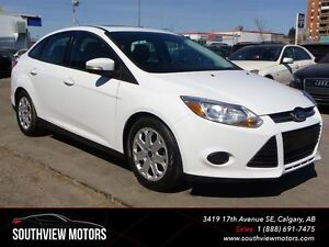2014 Ford Focus SE AUTOMATIC|SUNROOF|EASY FINANCING AVAILABLE