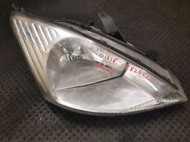 Ford Focus MK1 O/S headlight Driver right hand side headlamp