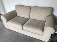 Two Seater Sofa and Sofa Bed for Sale