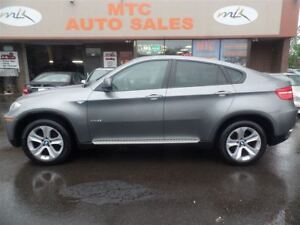2009 BMW X6 xDrive35i, LEATHER, SUNROOF, AWD