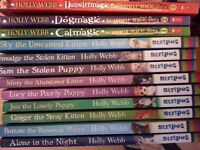 12 x holly Web Books - Great for kids - Chatham - - IDEAL FOR CHRISTMAS