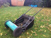 Bosch AHM 38 G Push Lawn Mower
