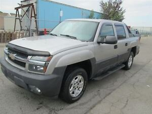 2005 Chevrolet Avalanche 1500 LT**AWD**ACCIDENT FREE**3 YEARS WA