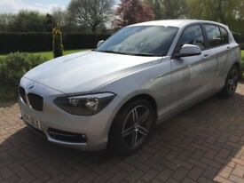 2014 BMW 116i M-Sport. Manual. Petrol. Low Miles, Fantastic Condition