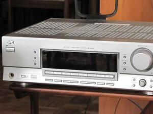JVC audio/video surround sound system