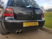 A loved 1.8T GOLF MK 4 For Sale