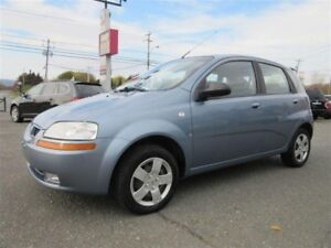 2007 Pontiac WAVE 5 ** AUTOMATIQUE 119000 KM **