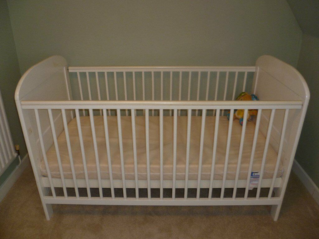 cot bed from none smoking and pet free home