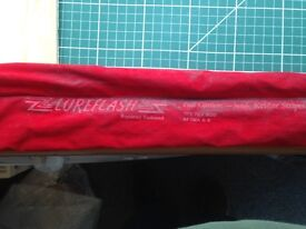 "7'-0"" LUREFLASH Full Carbon with Kevlar stripes 2piece fly fishing"
