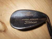 Titleist 56% Vokey wedge