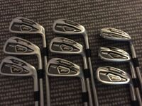 Taylormade PSI Irons 3-AW KBS C Taper