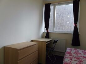 Short let single room available in All saints station. £135pw all incl