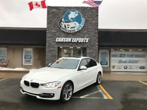 2013 BMW 3 Series CLEAN 328I XDRIVE SPORT! FINANCING AVAILABLE!