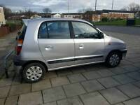 Hyundai amica 2000 october MOT auto 61k cheap insurance