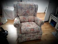 2 G Plan easy chairs, excellent condition.