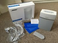 Bose SoundTouch 10 Speaker with all items inc box (mint condition, used 2 days)