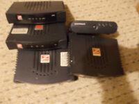 ADSL modems X 5