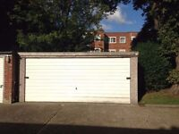*Rare Opportunity* Double Lock-Up Garage available from 5/10/16 in Finchley Central/North Finchley