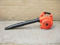 Petrol Leaf blowers, vac / vacuum / sucker & mulcher - shredder - 3in1