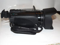 CANON LEGRIA HF G25 CAMCORDER & SONY WIDE ANGLE LENSE