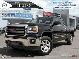 2014 GMC Sierra 1500 $130/WK TAX IN! SLT! LEATHER! 4X4! NEW A/T