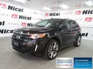 2014 FORD EDGE AWD