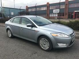 ***FORD MONDEO 2.0 TDCI GHIA LOOKS AND DRIVES REALLY WELL+MOT+SERV HISTORY***£1290!