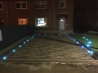 SALE Driveways patios paving fencing lawns decking SALE