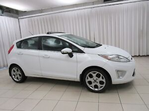 2012 Ford Fiesta SES 5DR HATCH
