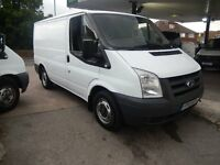 FORD TRANSIT 2010 10 PLATE 126K MILES AIR CON 1 OWNER FULL SERVICE HISTORY £3995 PLUS VAT