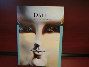 Dali by Robert Descharnes (1985, Hardcover)