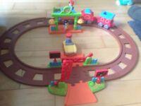 Happyland Train Set