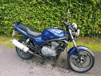 Kawasaki er500 spares or repairs