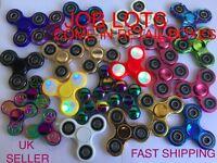 fidget spinners wholesale led metal aluminium rainbow glow in the dark JOBLOT CHEAP