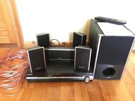 Sony DVD Surround Sound System