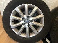 wheels 195/65 R15
