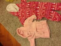Baby night wear