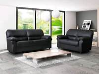 BRAND NEW CANDY 3+2 OR CORNER LEATHER SOFA