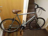Trek Hybrid Bike with 28 wheel size and large frame