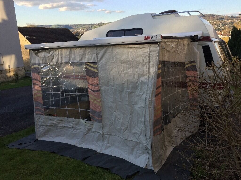 Safari Privacy Room For Fiamma Thule And Omnistor Awnings