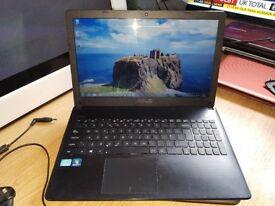 asus x501a windows 7 500g hard drive 4g memory processor intel core i3 2.30 ghz webcam