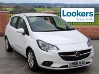 Vauxhall Corsa DESIGN ECOFLEX (white) 2016-12-02