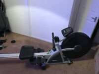 Body Max rowing machine (barely used)