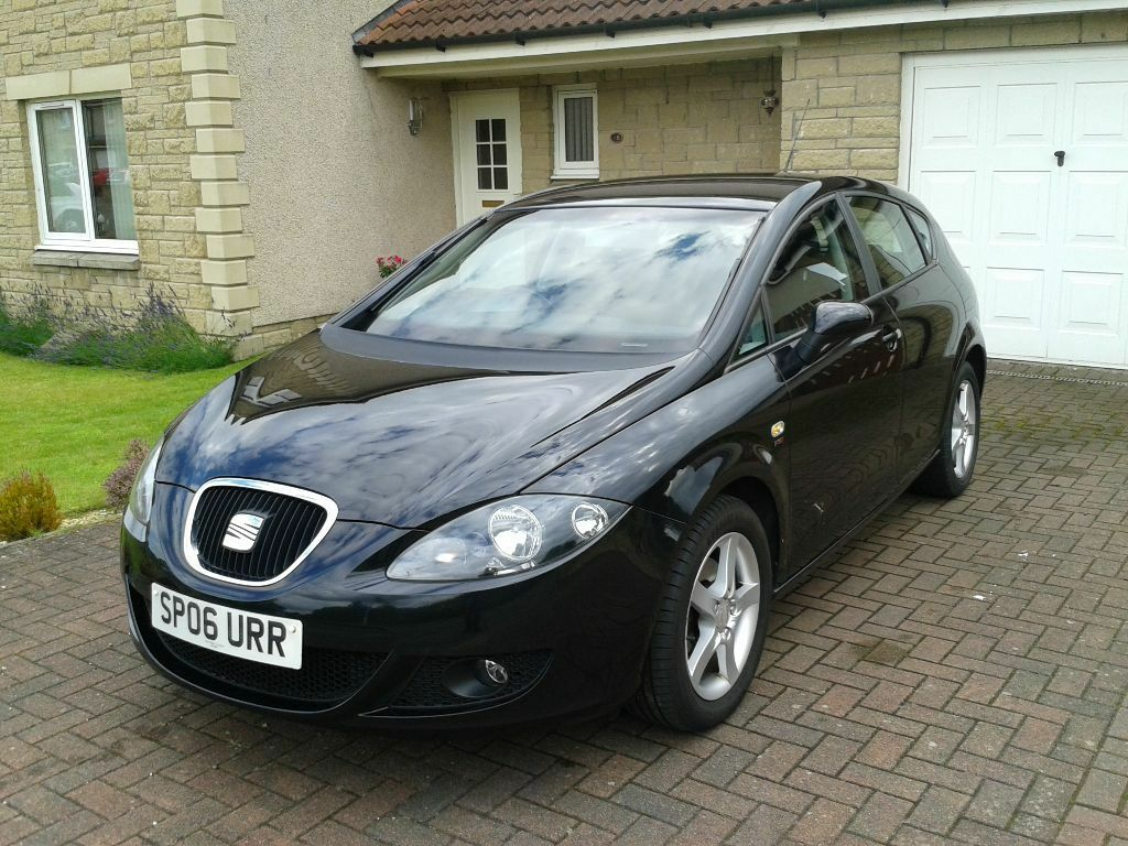 seat leon 2 0l reference sport manual petrol in cowdenbeath fife gumtree. Black Bedroom Furniture Sets. Home Design Ideas