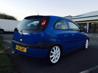 Vauxhall corsa 1.2 VERY CLEAN! Loads of extras