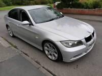 2007 BMW 320D SE DIESEL AUTOMATIC 10 MONTHS MOT