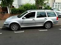 Volkswagen Golf diesel estate 2002
