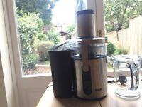Sage Nutri Juicer Plus - Excellent Condition