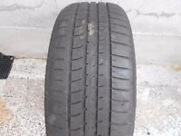 1x 205/45/18 Goodyear Eagle NCT5 Tyre